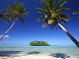 Muri Beach, Rarotonga, Cook Islands, South Pacific Photographie par Doug Pearson