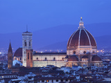 Italy, Florence, Western Europe, the &#39;Duomo&#39; of Which the Cupola Is Designed by Famed Italian Archi Photographic Print by Ken Scicluna