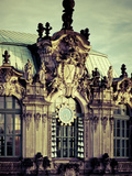 Germany, Saxony, Dresden, Old Town, Zwinger Fortress Photographic Print by Michele Falzone