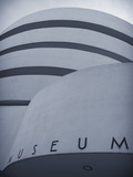 Guggenheim Museum (By Frank Lloyd Wright), Upper East Side, Manhattan, New York City, USA Photographic Print by Jon Arnold