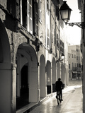Spain, Balearic Islands, Menorca, Ciutadella, Old Town Reprodukcja zdjęcia autor Michele Falzone
