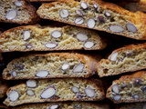 Italy, Florence, Western Europe, &#39;Cantuccini&#39;, Typical Tuscan Biscuits Photographic Print by Ken Scicluna