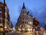 The Shaftesbury Avenue Is Home of Some of the Major Theatres in London's West End Photographic Print by David Bank