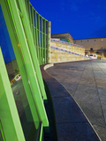 The Main Facade of the Neue Staatsgalerie Art Gallery in Stuttgart, Stuttgart-Mitte, Baden Wurttemb Photographic Print by Cahir Davitt