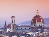 Italy, Florence, Western Europe, the 'Duomo' of Which the Cupola Is Designed by Famed Italian Archi Photographic Print by Ken Scicluna