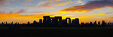UK, England, Wiltshire, Stonehenge, Summer Solstice Celebrations Photographic Print by Alan Copson