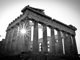 The Parthenon, Acropolis, Athens, Greece Photographie par Doug Pearson