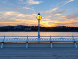 UK, England, Devon, Torbay, Torquay, Torquay Princess Pier Photographic Print by Alan Copson