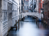 Quiet Morning, Venice, Veneto Region, Italy Photographic Print by Nadia Isakova