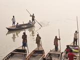 Gandak River, Sonepur Mela, India Photographic Print by Mauricio Abreu
