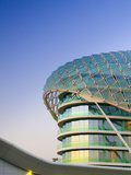 United Arab Emirates, Abu Dhabi, Yas Island, the Yas Hotel Photographic Print by Alan Copson