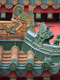 Singapore, Chinatown, Kwan Im Buddhist Temple Photographic Print by Michele Falzone