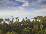 Unawatuna at Dawn, Southern Province, Sri Lanka Photographic Print by Ian Trower
