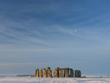 Stonehenge, Wiltshire, England Fotografie-Druck von Peter Adams