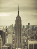 Empire State Building, Manhattan, New York City, USA Photographic Print by Jon Arnold