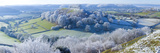 Downham Hill, Uley, Gloucestershire, Uk Photographic Print by Peter Adams