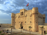 Citadel of Qaitbay, Alexandria, Egypt Fotografisk tryk af Ivan Vdovin