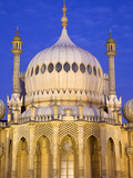UK, England, Sussex, Brighton, Brighton Pavillion Photographic Print by Jane Sweeney