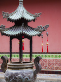 Thian Hock Keng Temple, China Town, Singapore Photographic Print by Jon Arnold