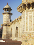 Itimad-Ud-Daulah (Tomb of Mizra Ghiyas Beg), Agra, Uttar Pradesh, India Photographic Print by Ian Trower