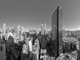 USA, New York, Manhattan, Midtown Skyline Including Empire State Building Photographic Print by Alan Copson