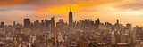 Empire State Building and Midtown Skyline, Manhattan, New York City, USA Photographic Print by Jon Arnold