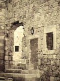 Lebanon, Tripoli, the Citadel Photographic Print by Michele Falzone