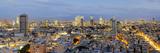 Israel, Tel Aviv, Elevated City View Towards the Commercial and Business Centre Fotografisk trykk av Gavin Hellier
