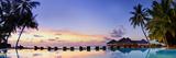 Maldives, Meemu Atoll, Medhufushi Island Stampa fotografica di Michele Falzone