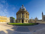 UK, England, Oxford, University of Oxford, Radcliffe Camera Photographic Print by Alan Copson