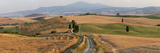Winding Road, Val D&#39; Orcia, Tuscany, Italy Photographic Print by Peter Adams