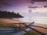 Saman Villas, Bentota Beach, Western Province, Sri Lanka Photographic Print by Ian Trower