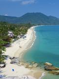 Lamai Beach, Ko Samui Island, Thailand Photographic Print by Katja Kreder