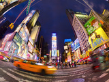USA, New York, Manhattan, Midtown, Times Square Photographic Print by Alan Copson