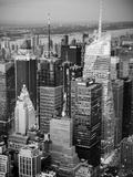 USA, New York, Manhattan, Midtown Skyline Fotodruck von Alan Copson