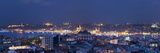 Skyline of Istanbul from the Beyoglu Area, Istanbul, Turkey Photographic Print by Jon Arnold