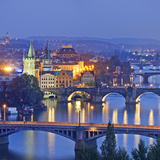 Europe, Czech Republic, Central Bohemia Region, Prague Photographic Print by Francesco Iacobelli