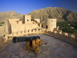 Oman, Nakhal, Nakhal Fort Photographic Print by Michele Falzone