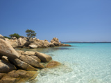 Capriccioli Beach, Costa Smeralda, Sardinia, Italy Photographic Print by Katja Kreder