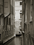 Canal in Venice, Italy Photographic Print by Jon Arnold