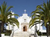 Church in Estobar, Algarve, Portugal Photographic Print by Katja Kreder