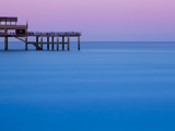 England, Kent, Deal, Deal Pier, in the Coastal Resort of Deal, Notable for its Two Castles, Deal Is Photographic Print by Katie Garrod