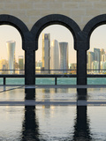 Qatar, Doha, Museum of Islamic Art Photographic Print by Alan Copson