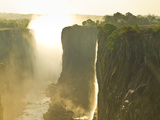 Victoria Falls, Zambia Photographic Print by Peter Adams