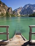 Italy, Trentino-Alto Adige, Bolzano District, South Tyrol, Fanes Sennes Braies Natural Park, Braies Photographic Print by Francesco Iacobelli