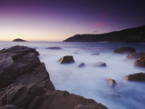 Torndirrup National Park at Sunset, Albany, Western Australia, Australia Photographic Print by Ian Trower
