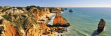 Marinha Beach Cliffs. Algarve, Portugal Photographic Print by Mauricio Abreu