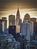 USA, New York, Manhattan, Midtown, Chrysler Building Photographie par Alan Copson