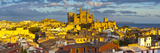Cathedral La Seu and Old Town Rooftops, Palma De Mallorca, Mallorca, Balearic Islands, Spain Photographic Print by Doug Pearson