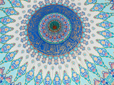 Kazakhstan, Astana, Nur Astana Mosque Photographic Print by Jane Sweeney